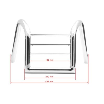 Bars ROCKET INC. Steel Bunny 22 mm