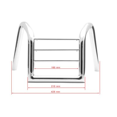 Bars ROCKET INC. Steel Bunny 25,4 mm (1)