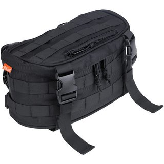 Biltwell Motorcycle Bag EXFIL-7 black